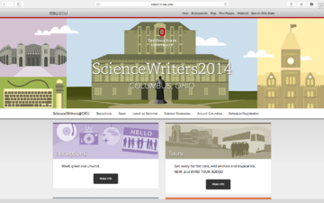 Science Writers 2014